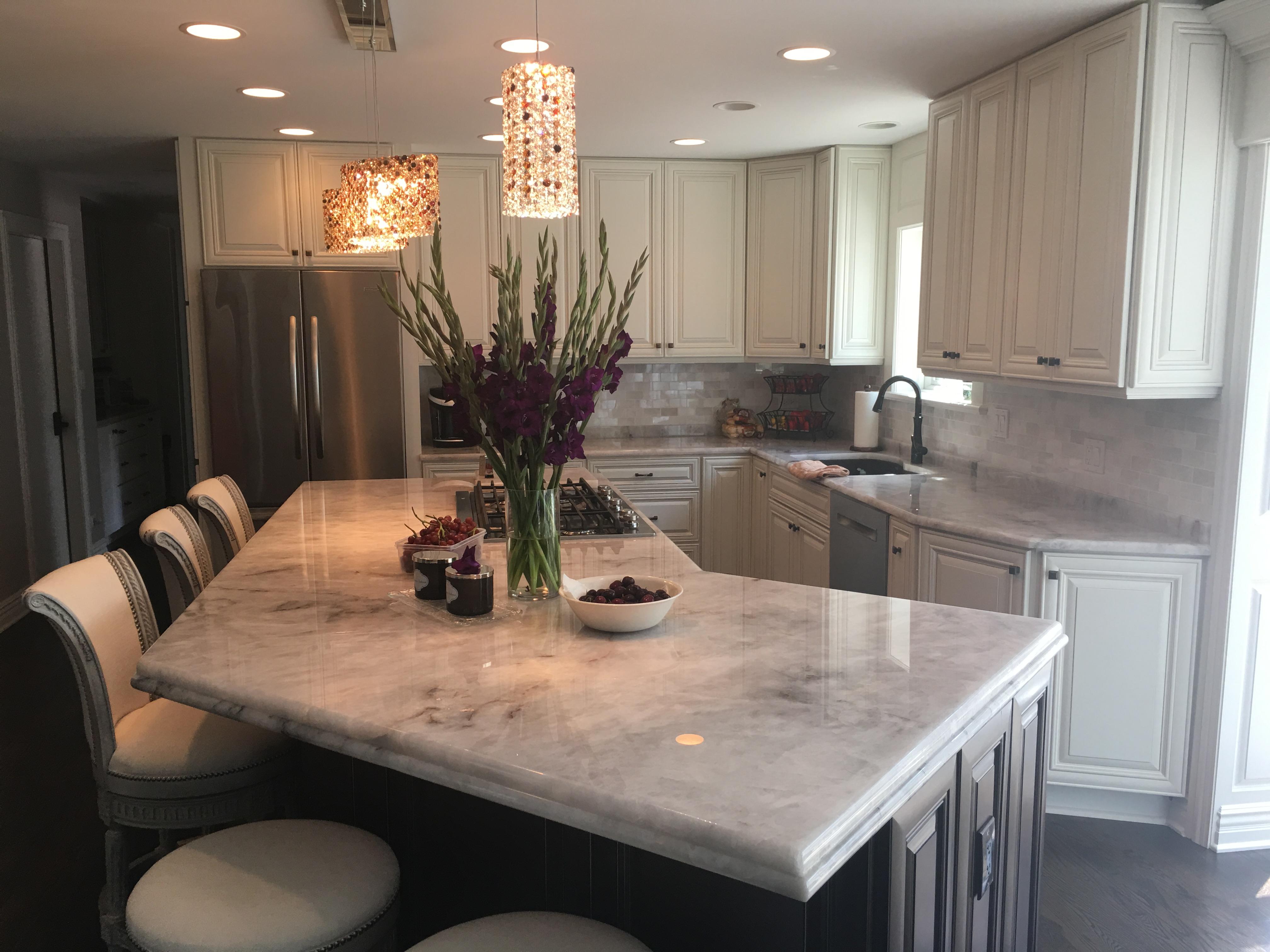 Quartzite Kitchen Stonetek Design