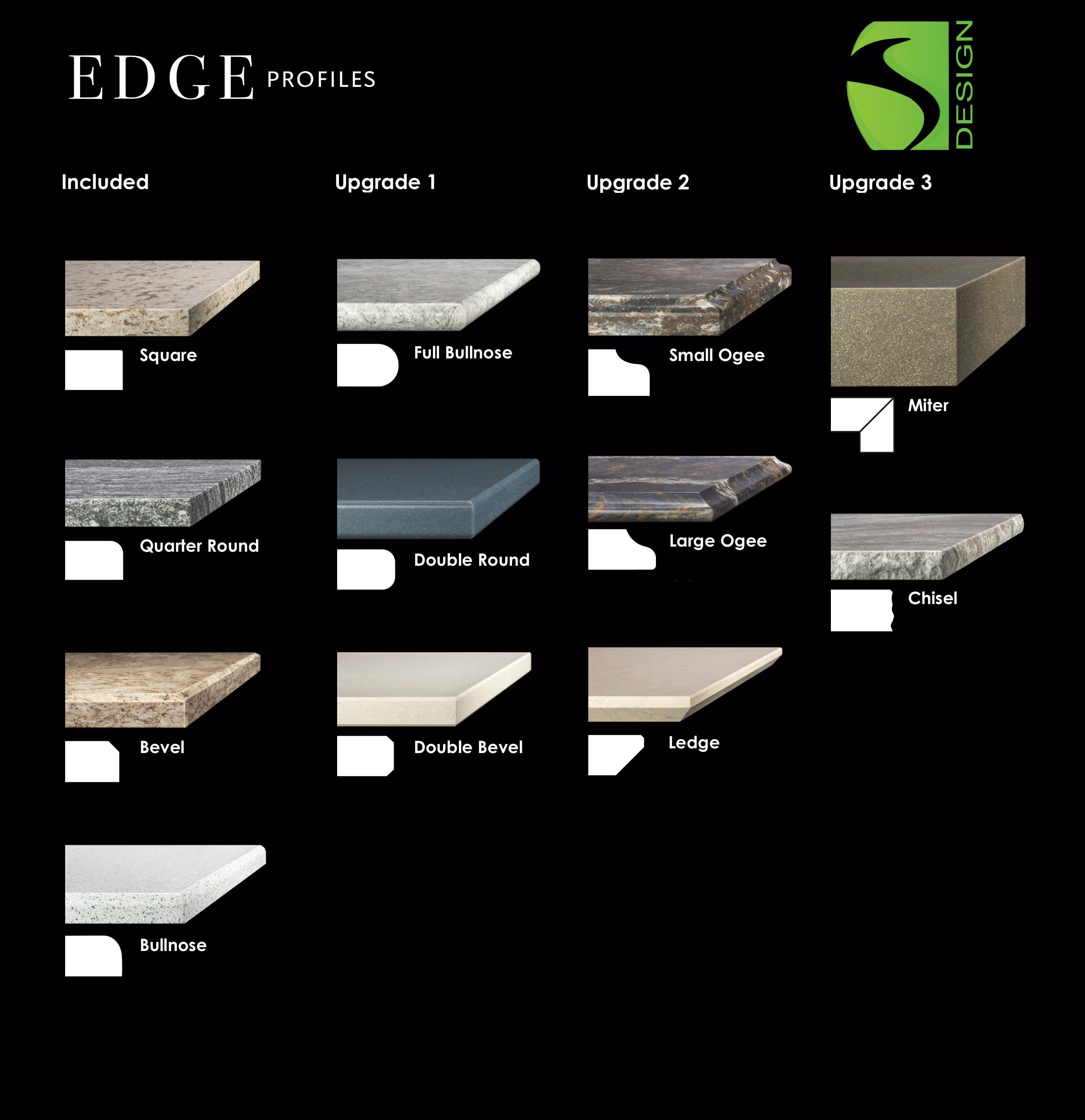 StoneTek Edges